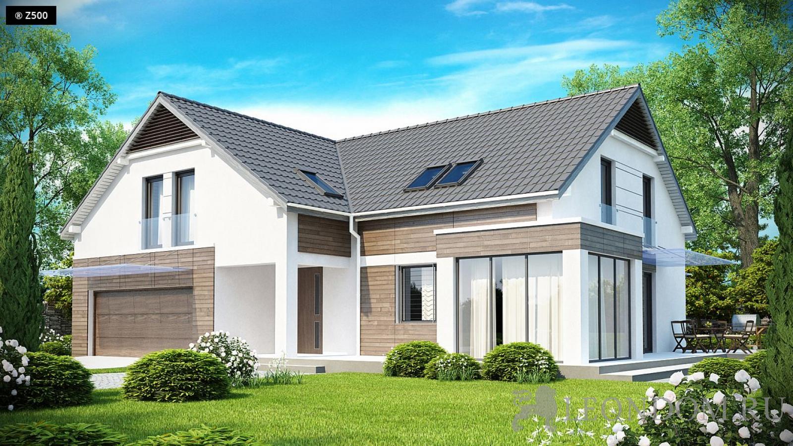Авторские готовые проекты домов и коттеджей Инваполис