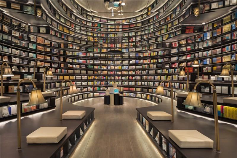 магазин необычных книг картинка