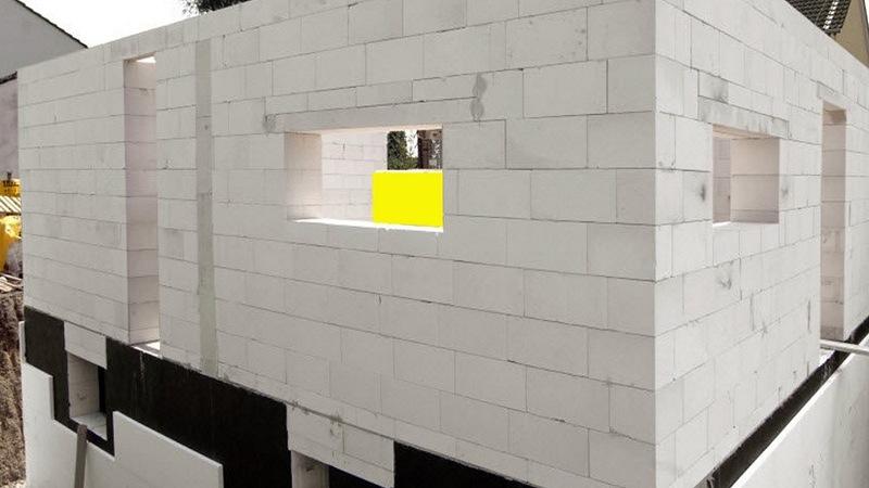 газосиликатные блоки сколько надо на дом