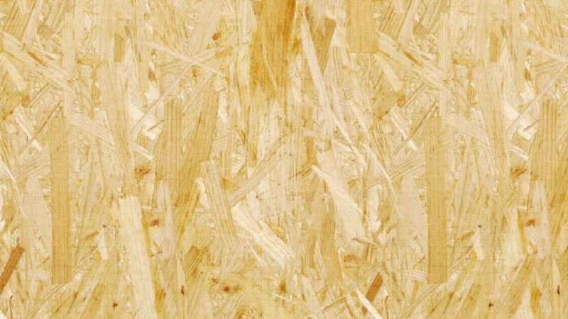 Плита OSB Oriented Strand Board