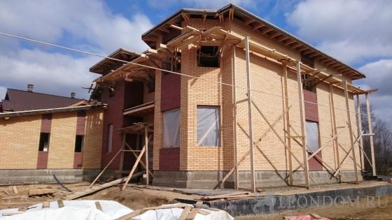 Строительство загородных домов в